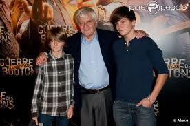 Jacques, Maxence et Lancelot
