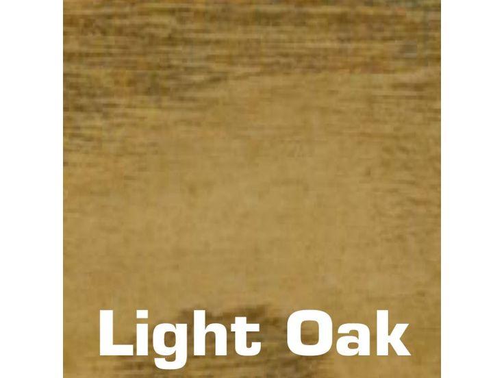 Sovereign Sx70 Light Oak Garden Oak Wood Stain Light