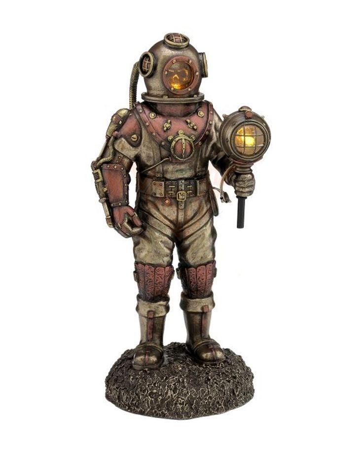horrorshop_com-steampunk_taucher_mit_skelett_steampunk_figuren_online_kaufen-steampunk_diver_figurine-bild1-26951(1).jpg (1027×1280)