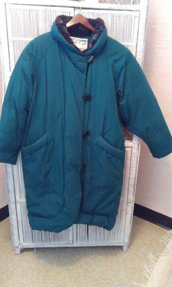 aeea7ba84 Winter Club Down Coat Full Length Teal Cyclone Puffer Coat 6 ...