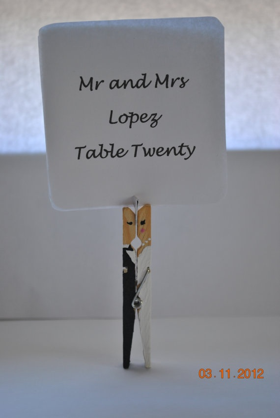 Sale 200 of the Cutest Wedding Favor or Placecard by thewhoofamily, $280.00