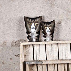 Målerås Glasbruk - Wildlife Katt