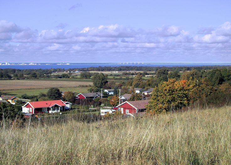 Utsikt mot Ölandsbron