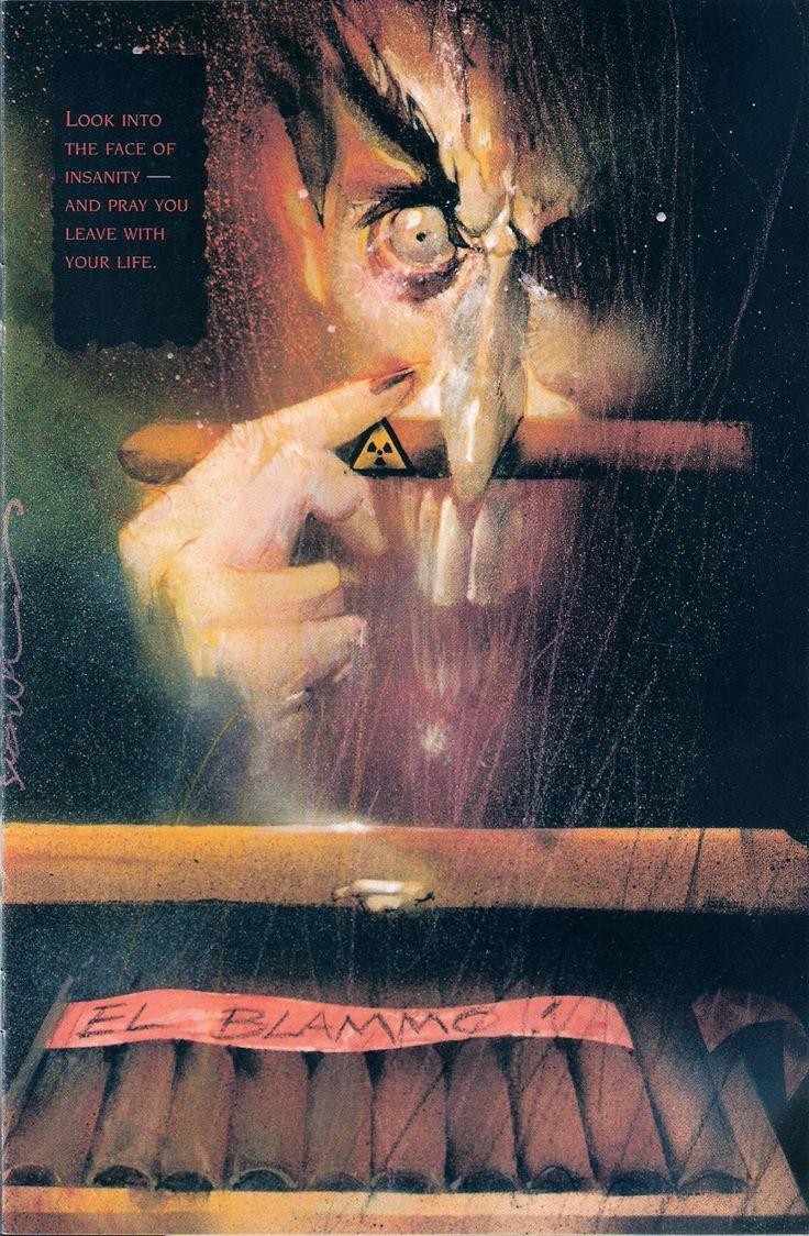 The Joker by Bill Sienkiewicz