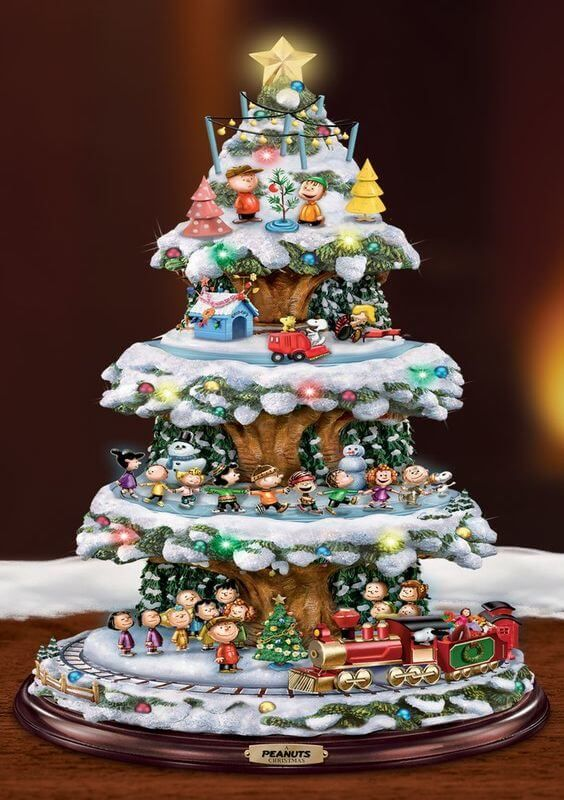 Christmas tree decorating ideas for
