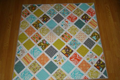 Fabric: French General Quilting Embroidery