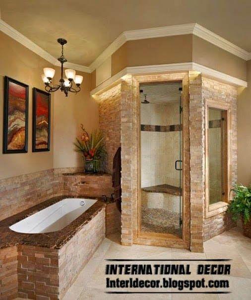 103 best Showers images on Pinterest | Shower tile patterns ...