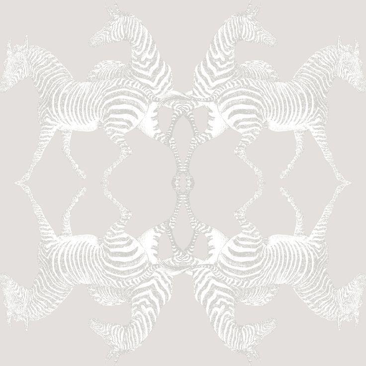 City Garden Zebra Ivory