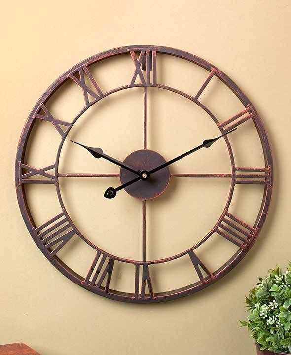 12 best wall clocks images on Pinterest | Wall clocks, Clock shop ...