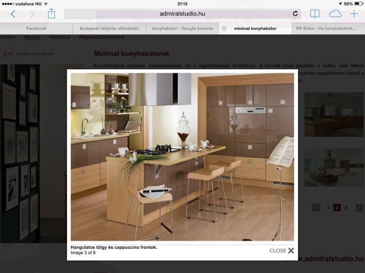 21 besten Konyha design - kitchen design Bilder auf Pinterest ...