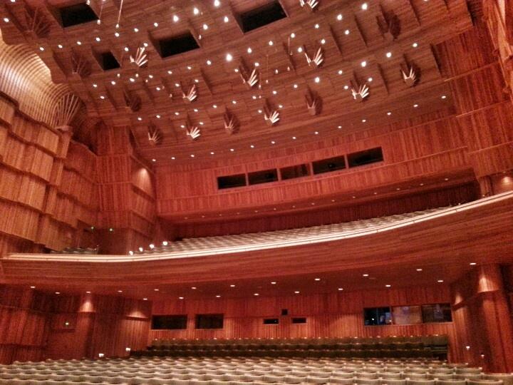 Kuhmo Arts Center, an incredible building. #VisitFinland