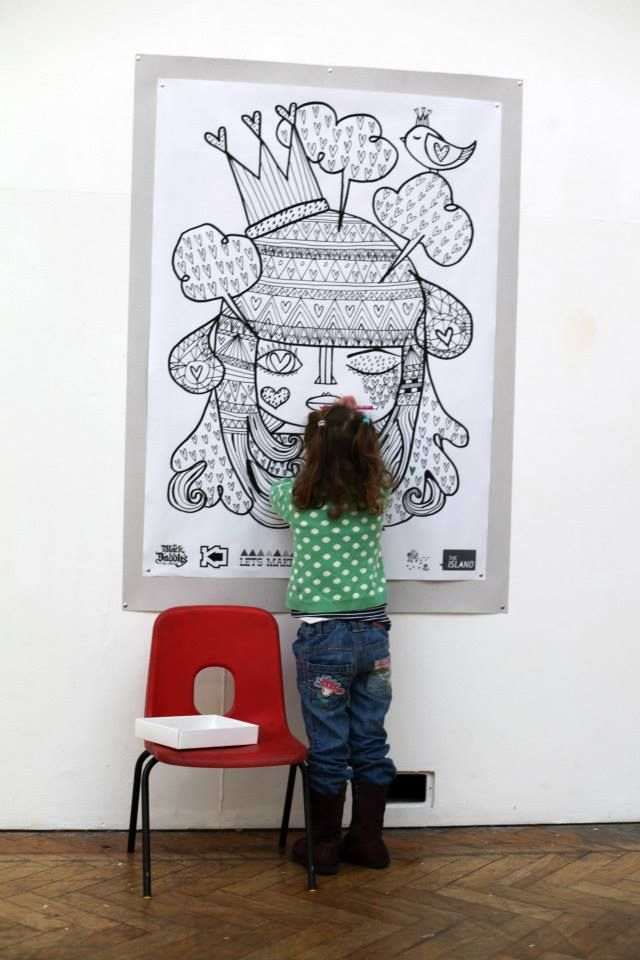 Let's Make Art for Hearts