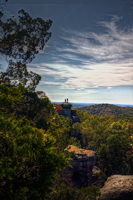44 Best Images About Garden Of The Gods Illinois On