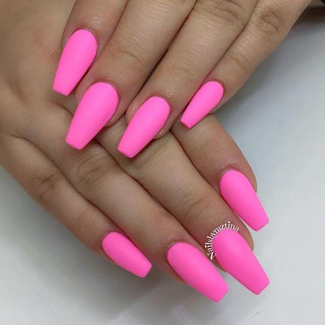 bright barbie pink                                                                                                                                                      More