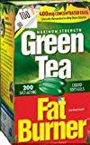Applied Nutrition Green Tea Fat Burner with EGCG 400mg ( 200 Soft gels )