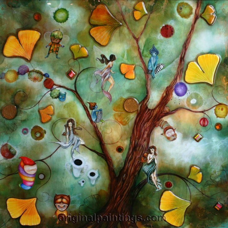 kerry_darlington_enchanted_forest_ii.jpg 1,089×1,089 pixels