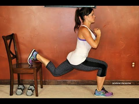 16 Minute HIIT: Full Body Home Workout: Fat Burn Body Sculpt - YouTube