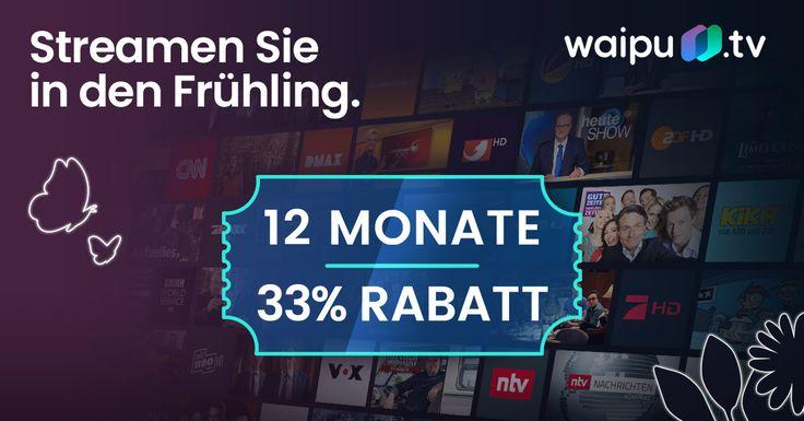 Waipu Tv Gutschein