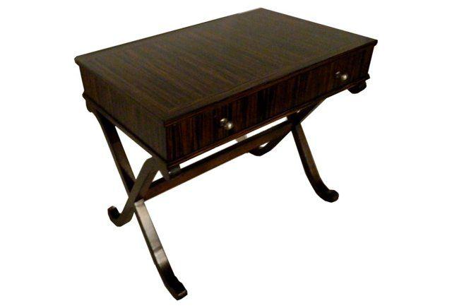 Macassar Ebony Lady's Desk