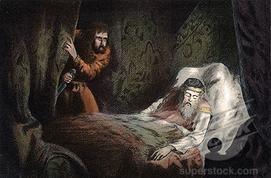 Murder of the King, Duncan.