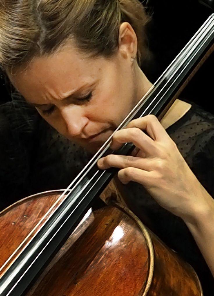 Foto La straordinaria voce del violoncello di Sol Gabetta