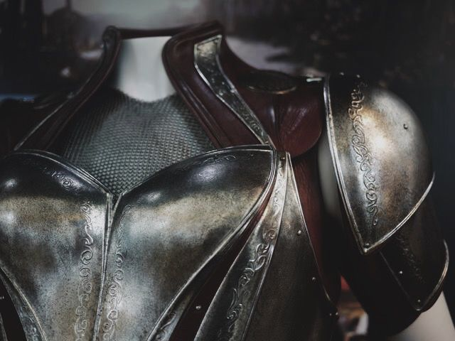 Fashion // Armor // Nobility