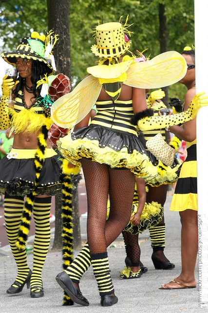 Ortel Zomercarnaval (Summer Carnival), Netherlands, Rotterdam, 2008.  This photo is part of a big set of this day.  Some of my best shots of this event will be posted in JeromesPOV