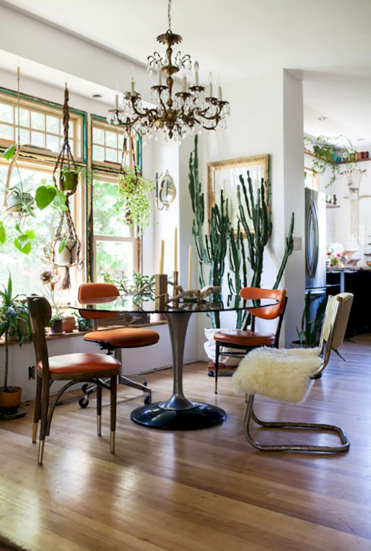 The 25+ best Bohemian dining rooms ideas on Pinterest | Midcentury ...