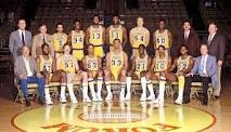 LA Lakers in 1982-83....MY team with Magic, Kareem, Coop, Rambis, Worthy and Nixon. LA has never been my favorite since then...love it!