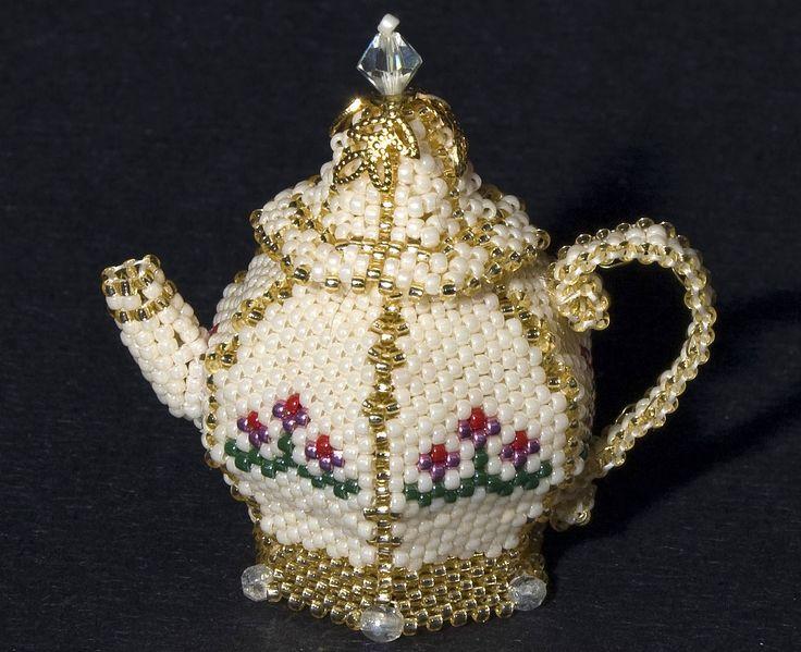 Tea pot - Bead&Button Magazine Community - Forums, Blogs, and Photo Galleries