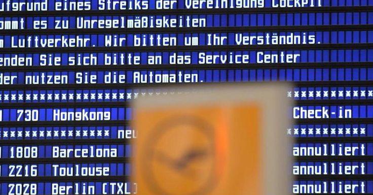 Jetzt lesen: Dauer-Streik - Lufthansa macht Piloten neues Angebot - http://ift.tt/2fz7NEd #nachrichten