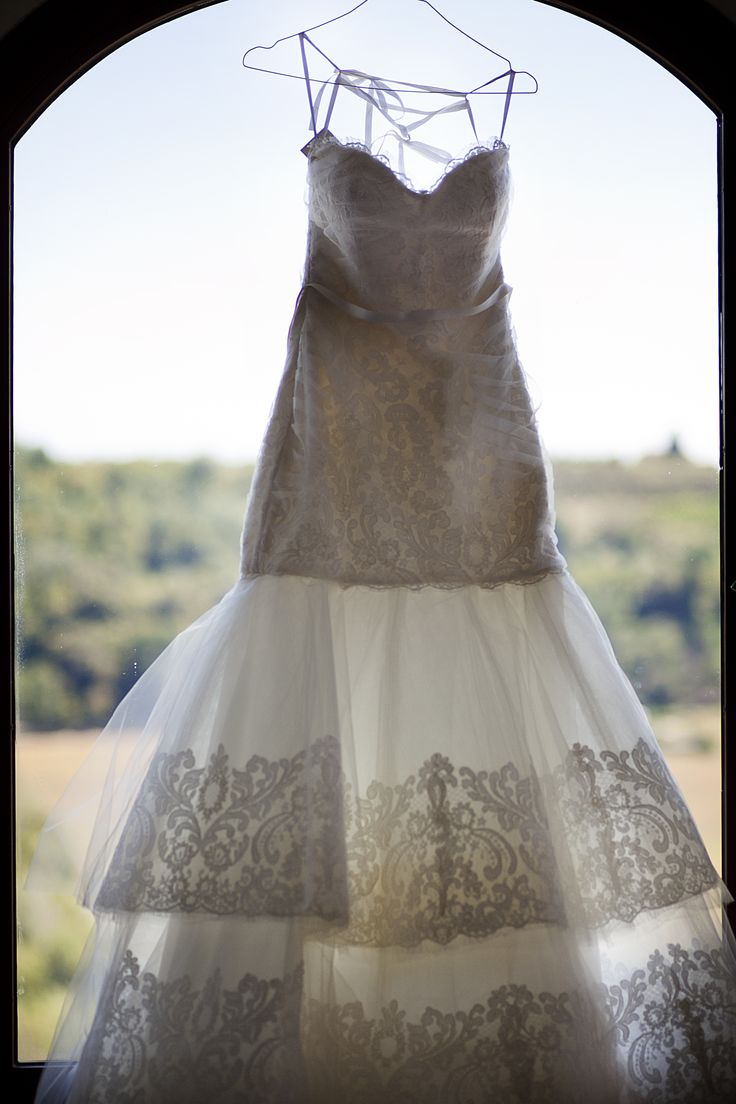 The Wedding Dress!