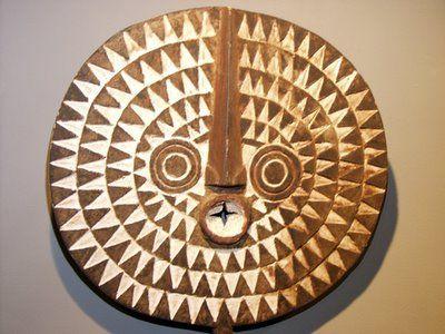 african maskRain Masks, Art African, Dining Room, Sun Masks, Masks Great Concept, African Sun, African Masks Great