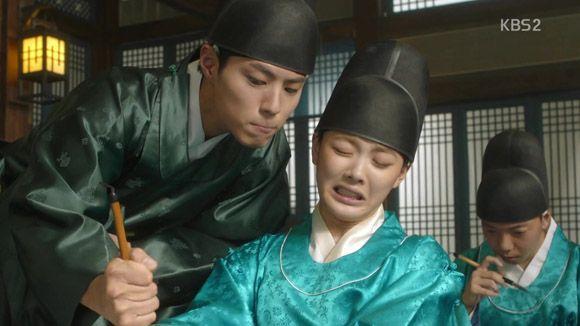 Moonlight Drawn By Clouds: Episode 2 » Dramabeans Korean drama recaps