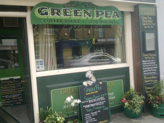 Green Pea in Greenwich