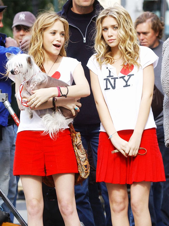 Celebs You Forgot Were in Mary-Kate and Ashley Movies via @WhoWhatWear