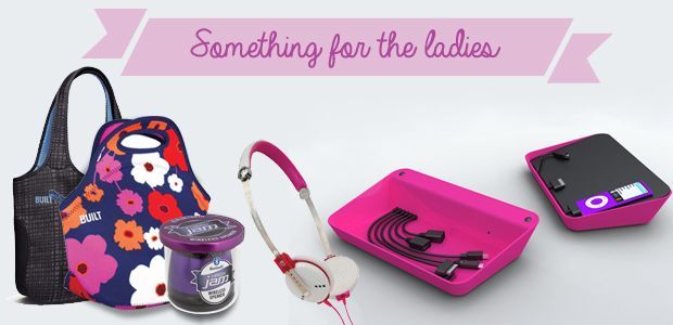 Win great accessories this Woman's Day!
