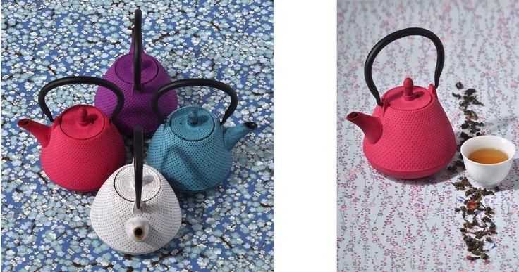 Test du thé Inspiration Japon des Thés George Cannon - L'Essence du Thé. http://place-to-be.net/index.php/gastronomie/4335-le-printemps-japonais-inspire-les-thes-george-cannon