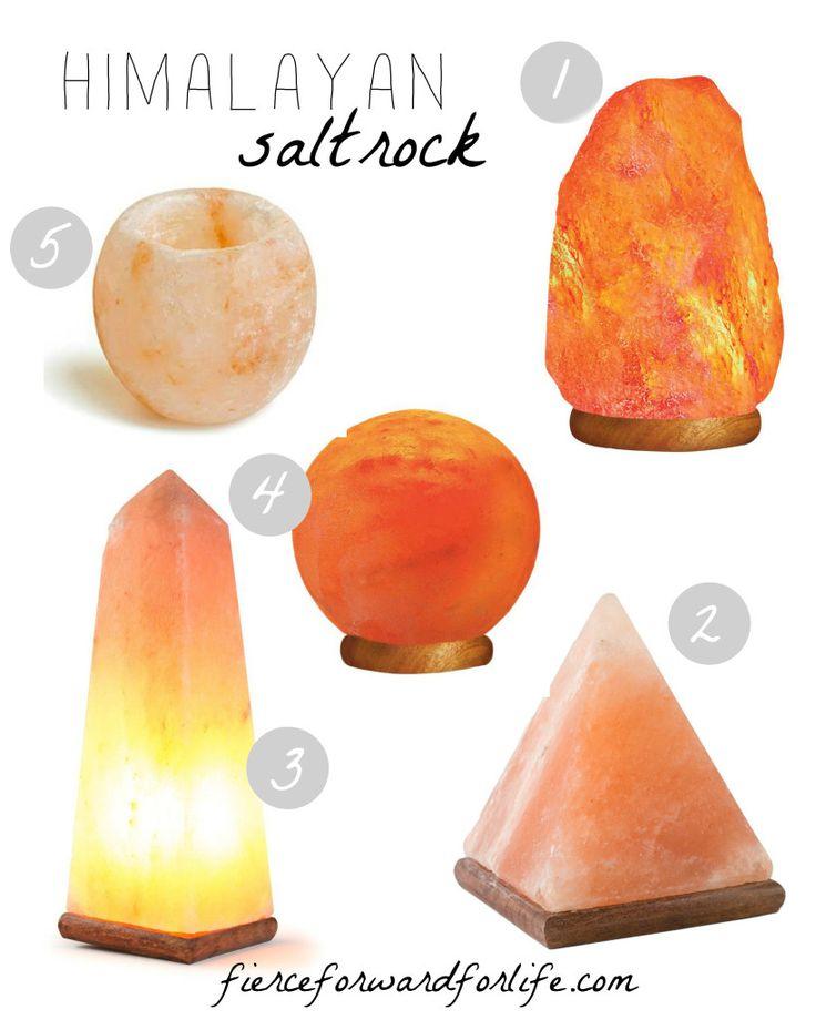 how to make a himalayan rock salt lamp
