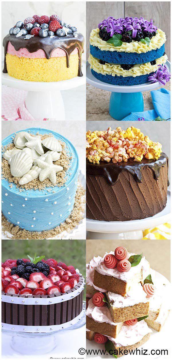 238 best Birthday Cakes images on Pinterest | Birthday ...