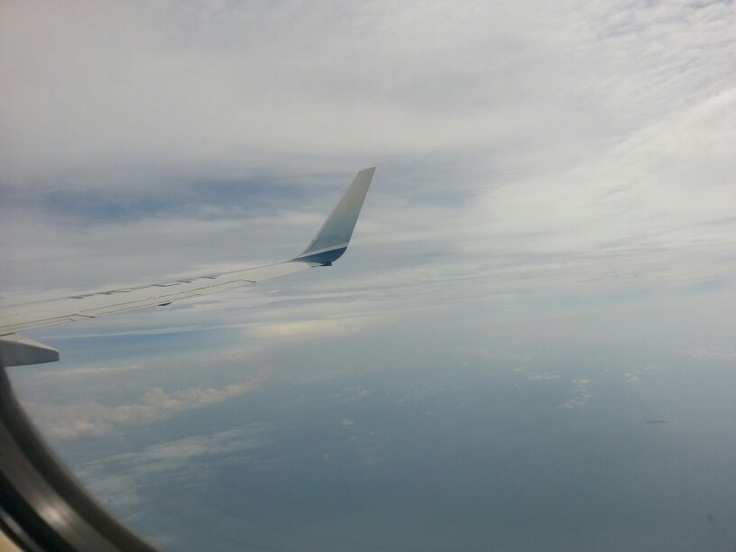 sky sky sky and wing