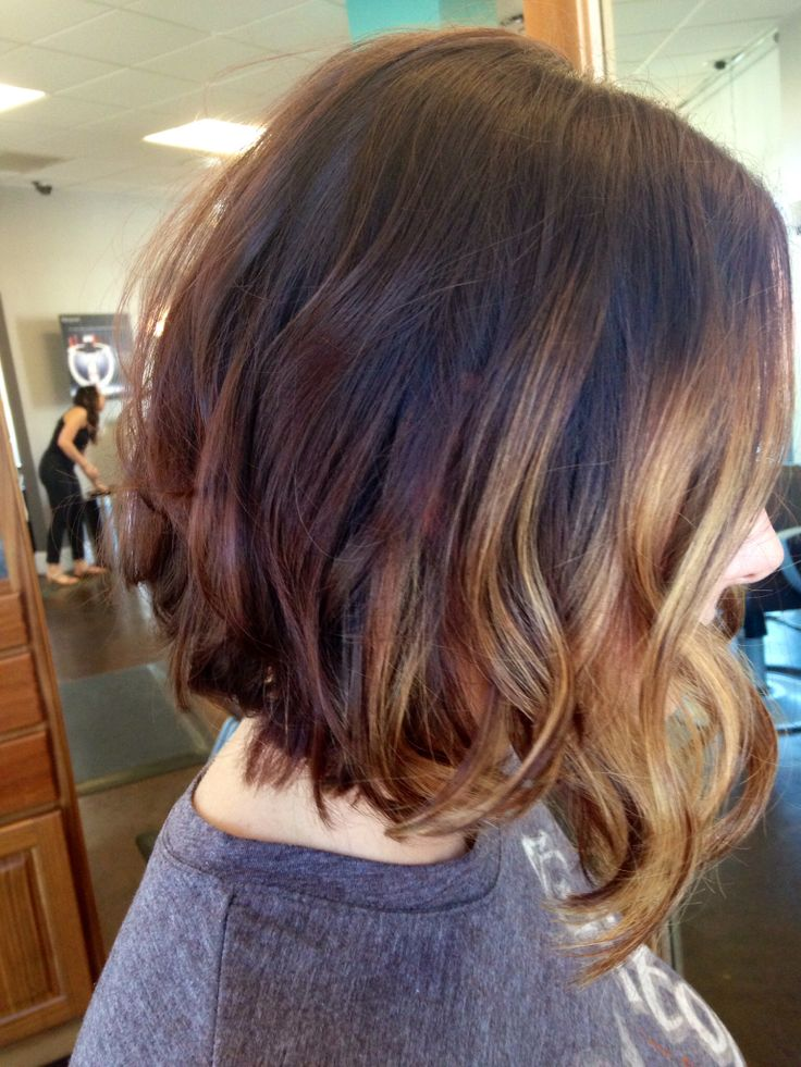 Caramel balayage, Balayage and Caramel balayage highlights on ...