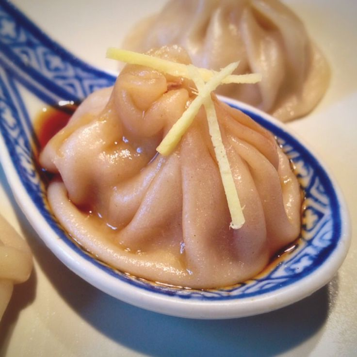 Xiao Long Bao - Chinese Soup Dumplings