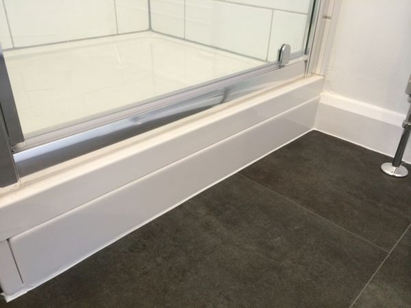 Riser Plinth With Bathroom Installation In Leeds Bathroom Installation Shower Tray Bathroom Planner