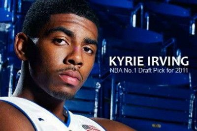 Kyrie Irving of the Cleveland Cavaliers :)