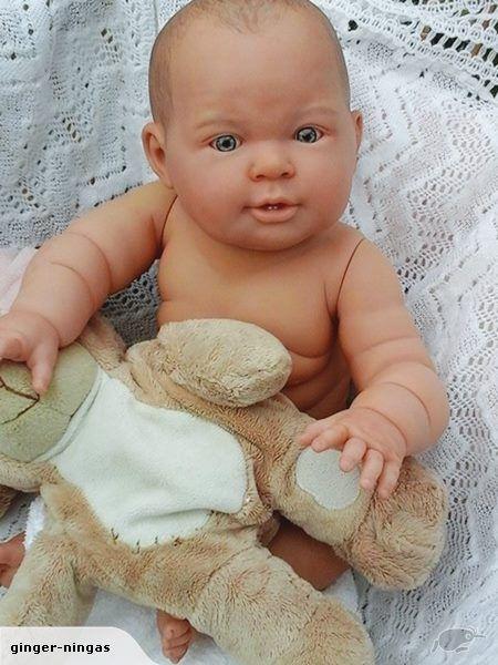 Reborn Baby Boy, 'Lucas' by Berenguer | Trade Me