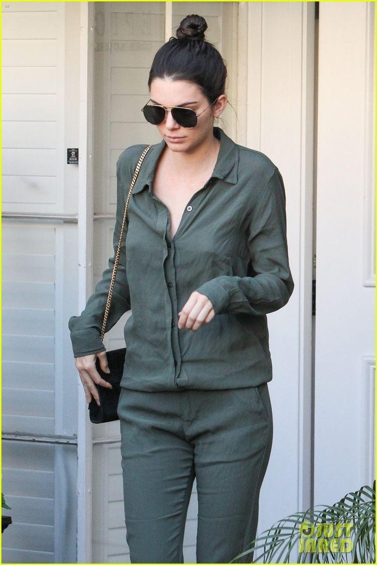 Kim Kardashian Spends the Day With Scott Disck & Kendall Jenner