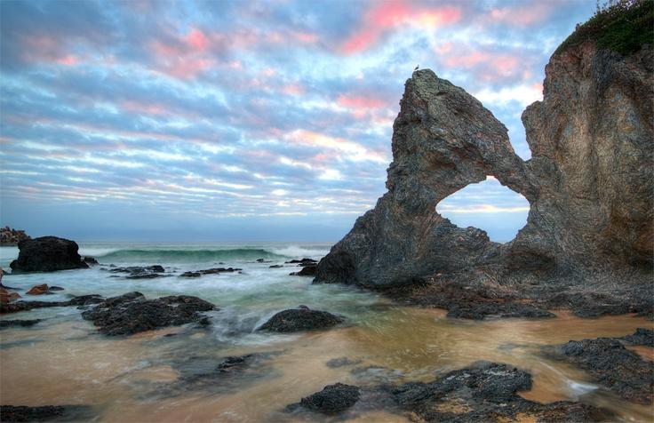 Australia Rock at Narooma