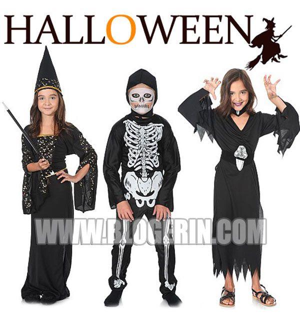 Disfraces de halloween para niños / Halloween costumes for kids #halloween