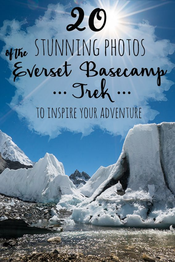 Check out my 20 best Everest Basecamp Trek photos & get inspired to travel to Nepal where you'll experience the incredible Himalayas & their culture.